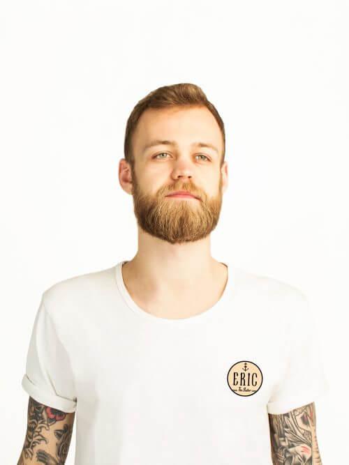 Classic Crew White T-Shirt